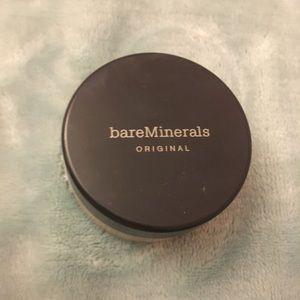 Bare Minerals Makeup - bare minerals original foundation in fairly light